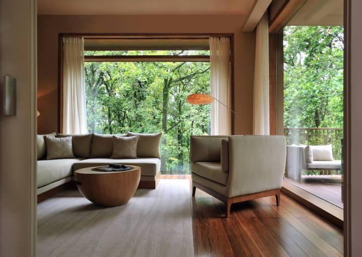 livingroominaforest