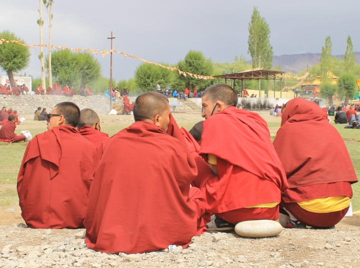 The 33rd Kalachakra: The Greatest Buddhist Gathering,Ladakh