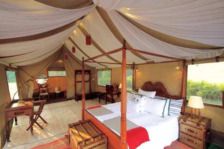 Kohima Camp Tent
