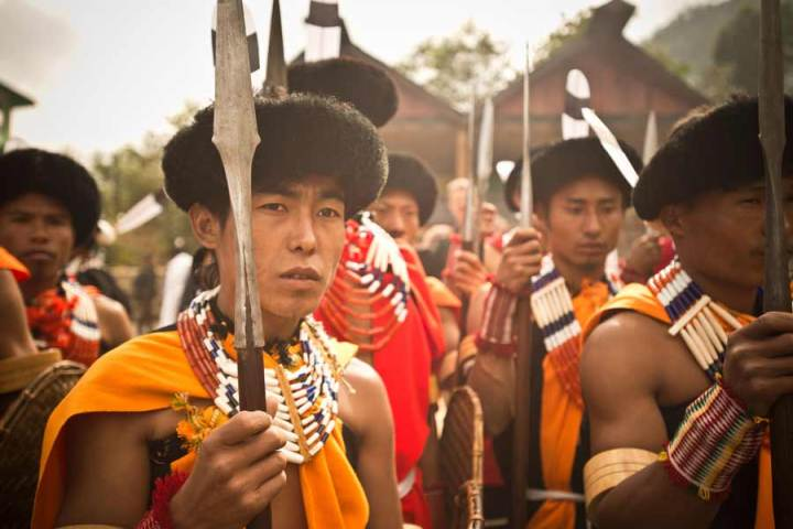 Nomadic Luxury in Nagaland: The Hornbill Festival