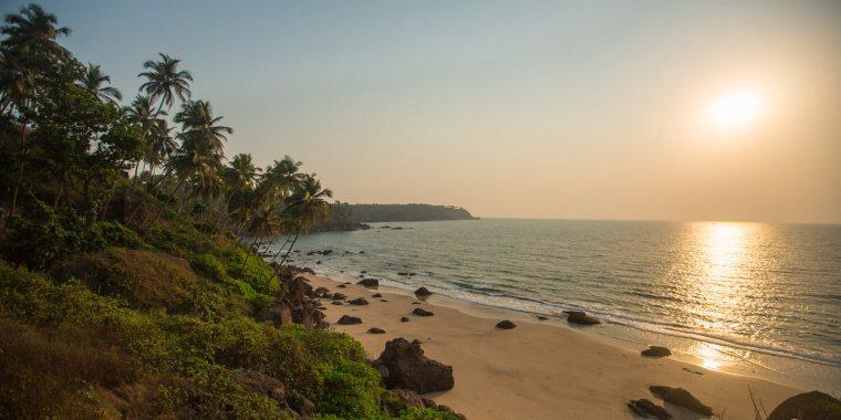The Cape Goa Beach